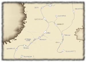mapa makiety